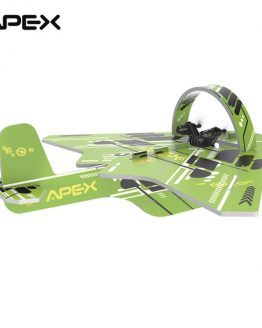 APEX idea 2 in 1 Glider 4CH 6-Axis Gyro Remote Control
