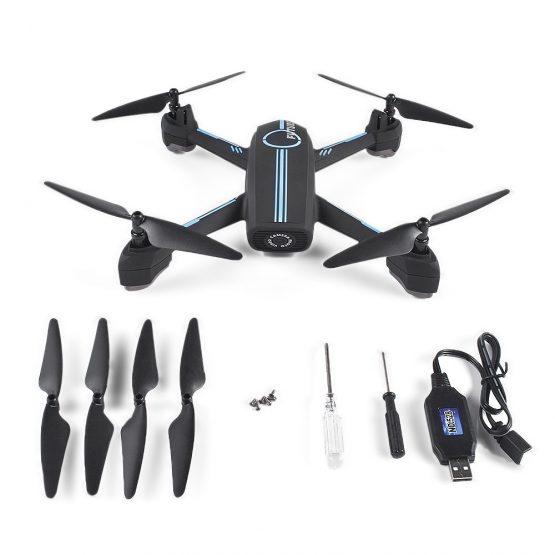JXD528 GPS RC Drone WIFI FPV RC Quadcopter Control JJRC
