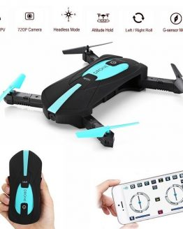 JY018 ELFIE WiFi FPV Quadcopter Quadrupter Mini Camera Video Foldable Selfie HD 720P