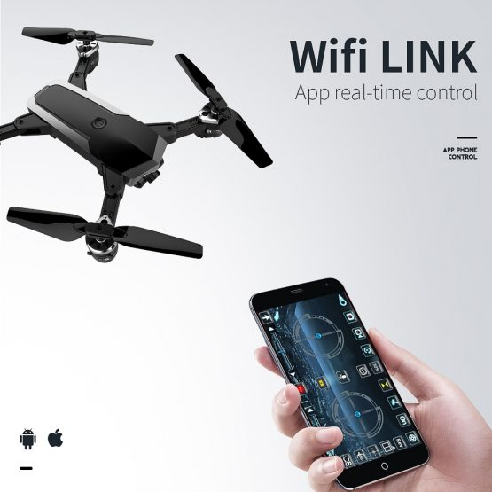 New Foldable Selfie Drone With WIFI FPV Camera RC Drone 6-Axis JD20S RC Helicopter JDRC Quadcopter Mini Drone With Camera Jd 20S