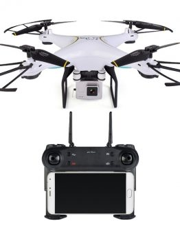 kidstime SG600 RC Drone With 2MP 0.3MP HD Camera FPV