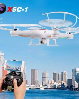 SYMA X5C Upgrade Version RC Drone With 2MP HD Camera 6-Axis