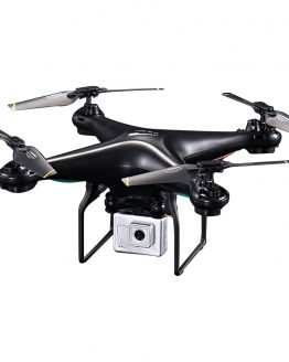 Banria Upgrate Drone With Camera 720P HD 0.3W White Hover