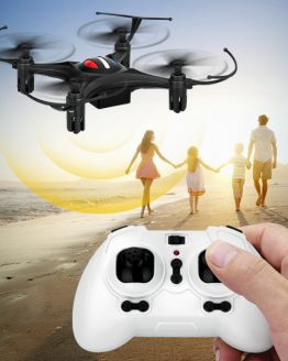 WiFi wide-angle HD camera four-axis aircraft remote control aircraft resistance to drone high retention mode remote control toy