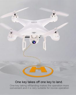 phoota GPS RC Drone WiFi FPV 400 Meters 720P/1080P HD Camera 5.0MP 360 Degree Rolling